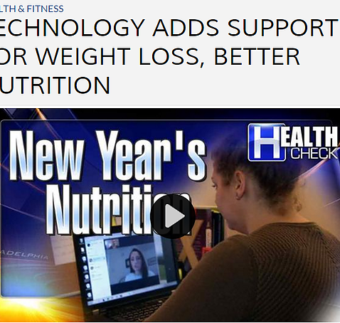 6 ABC Medical Reporter Ali Gorman recently featured our nutrition and weight loss business on the evening news