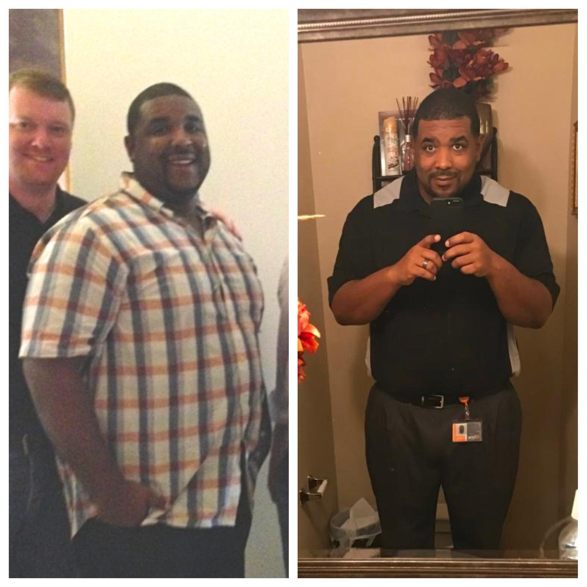 Brandon Weight Loss Success Story