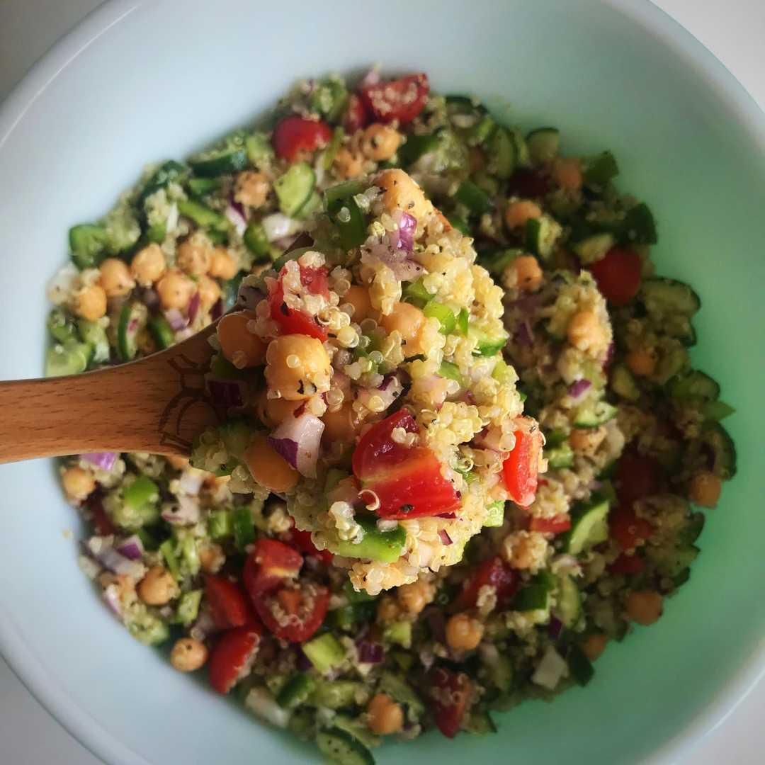 Vegan-Chickpea-Quinoa-Salad