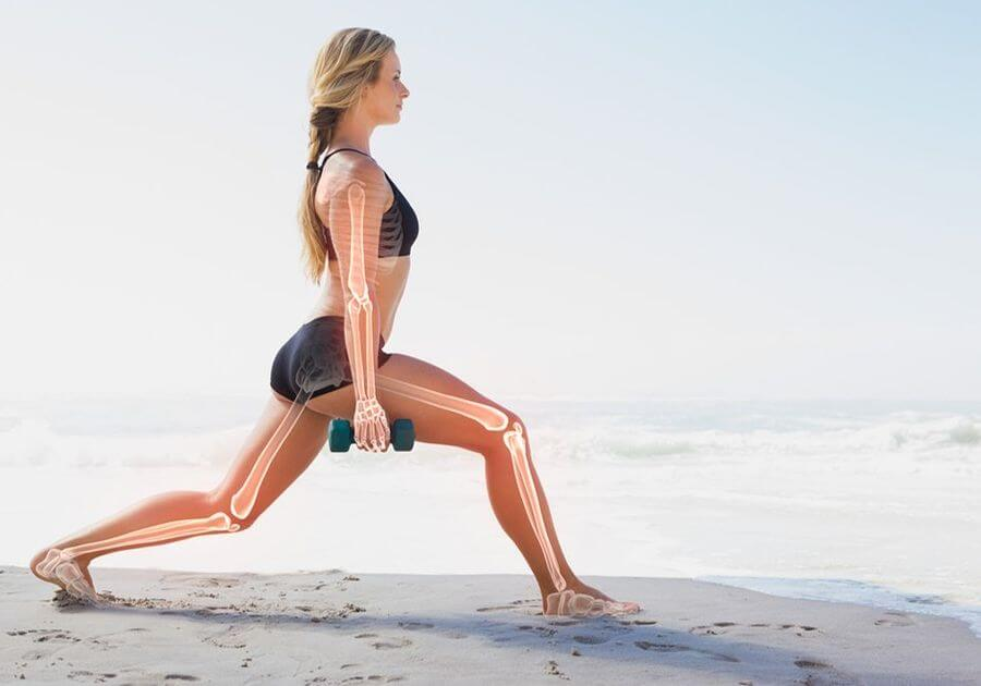Exercise can be helpful for women with PCOS