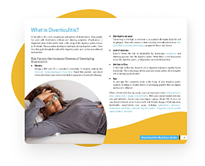 diverticulitis getting started