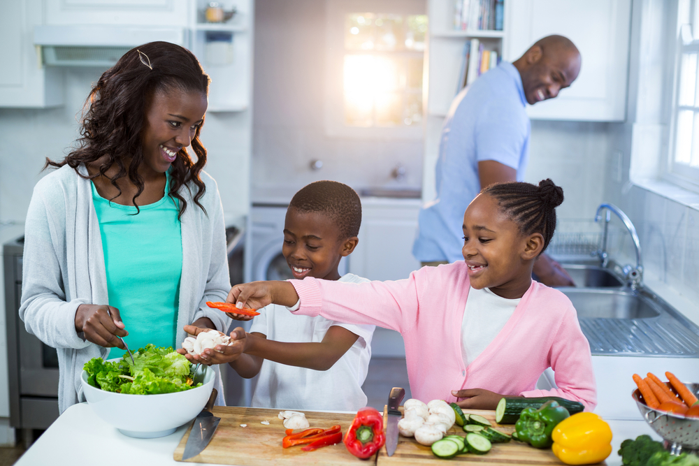 Vegetables can help support the immune system for PCOS women
