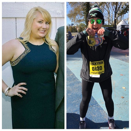 Alyssa Weight Loss Story