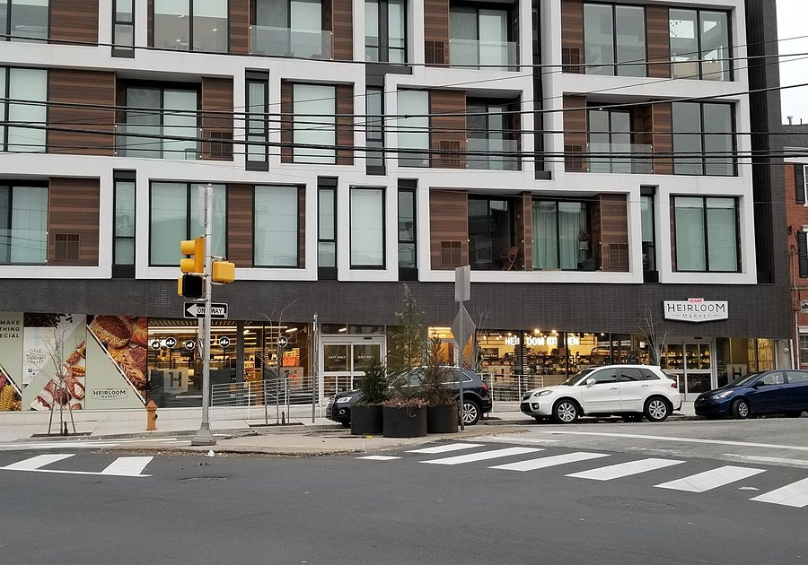 Giant Heirloom Market locations utilize a smaller layout tailored to the tastes and preferences of the local neighborhoods