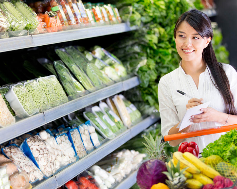 Fresh foods for prediabetes treatment