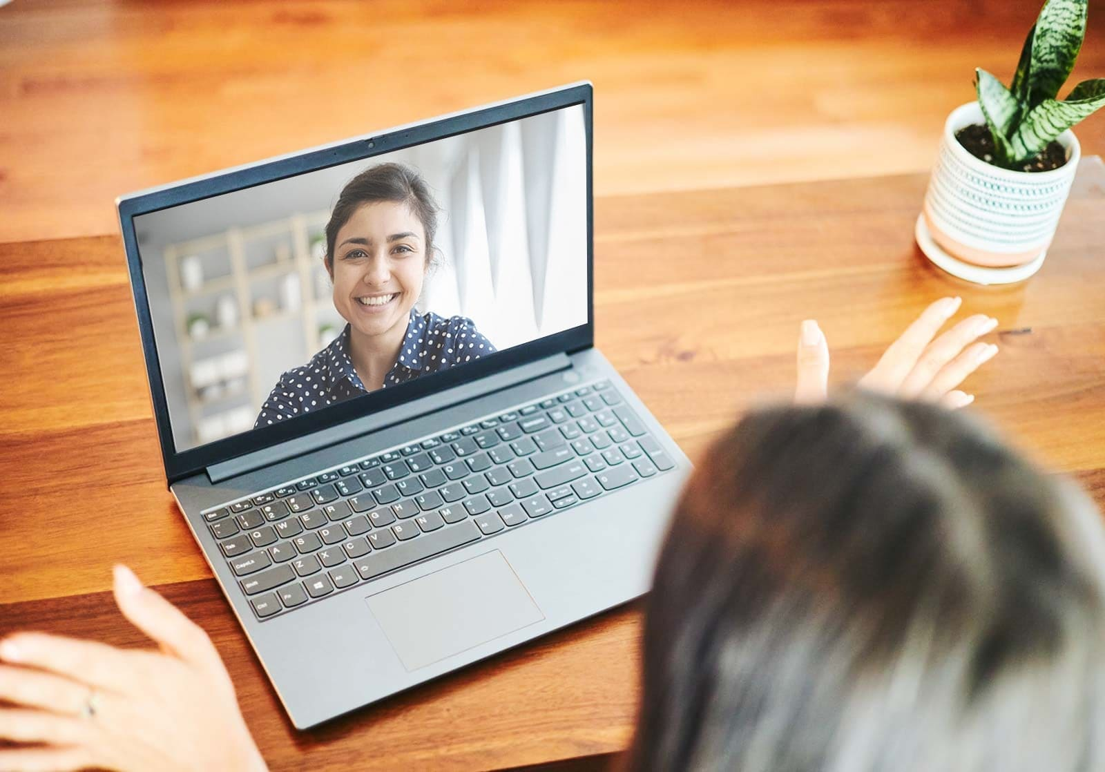 video chat with nutritionist