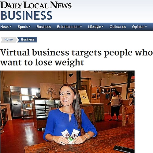 chester county daily screenshot