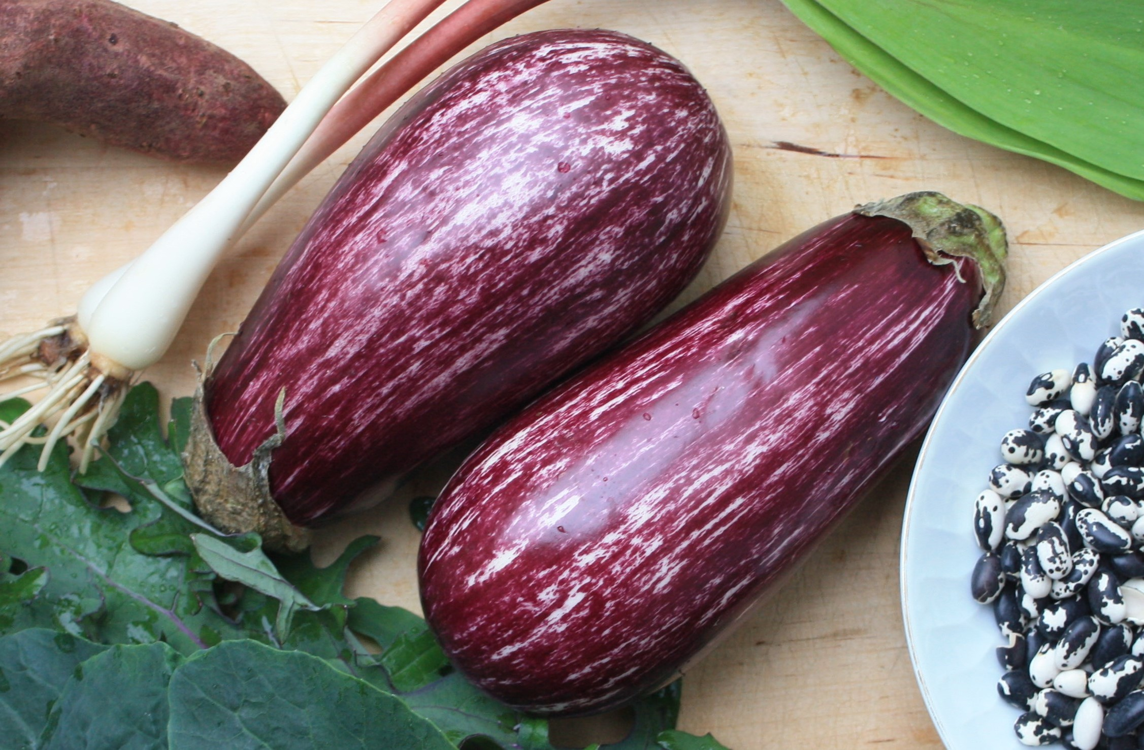 Low FODMAP Vegetables - Eggplant