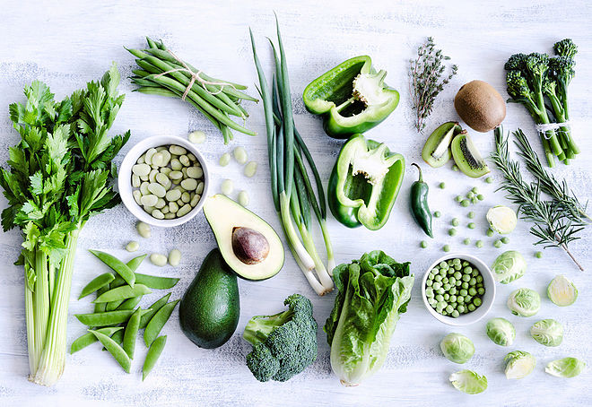 For glowing skin, hair, nails, eat these foods