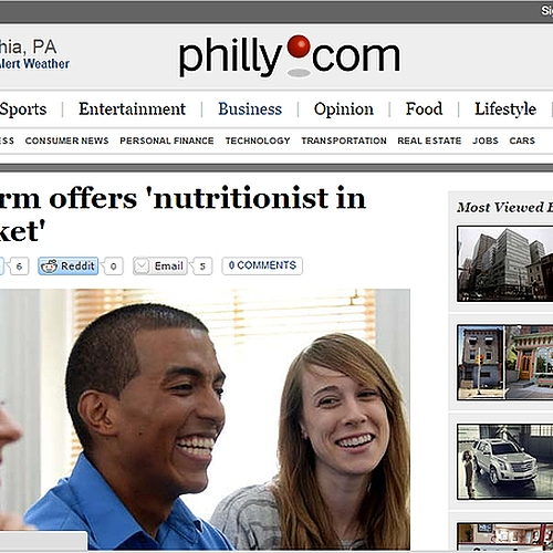 philadelphia inquirer screenshot